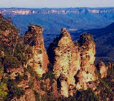 Three Sisters ~ Blue Mountains ~ New South Wales