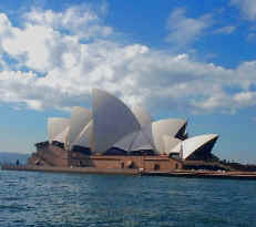 Sydney Opera House ~ New South Wales