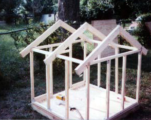Free Xl Dog House Plans