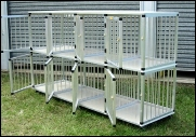 Dog Show Equipment Used At Australian Shows
