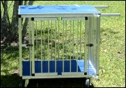 Made to order Show Trolleys - Various sizes, made in Queensland