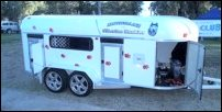 FX Luxury Dog Trailers