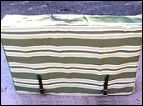 Trolley slip cover made by Great Rugs