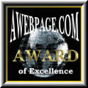 A Web Page Award of Excellence